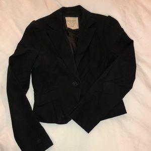 Old Navy Crop Black Blazer - Size XS